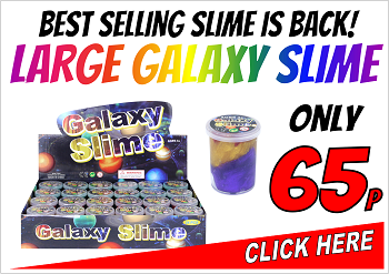 Best Seller Is Back - Galaxy Slime